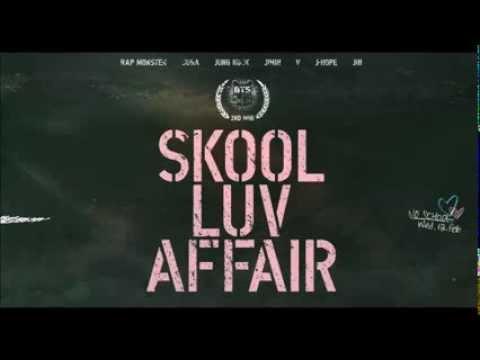 BTS(방탄소년단) - Tomorrow [Mini Album - Skool Luv Affair]