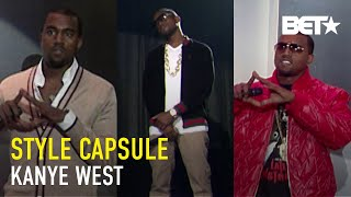 The Evolution of Ye: A Break Down Of Kanye West's Style During Visits To 106 & Park   Style Capsule