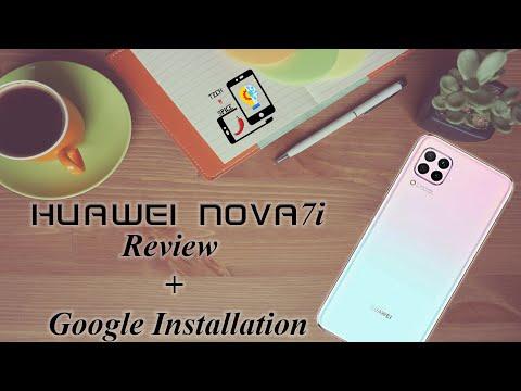 Huawei Nova 7i Review + Google Installation | TechnSpice