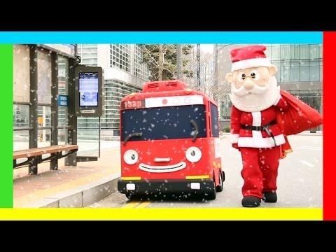 [Tayo in Real Life] #06 A Suspicious Santa