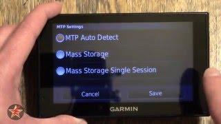 Garmin Nuvi 2599LMTHD How to Access Diagnostic Tools