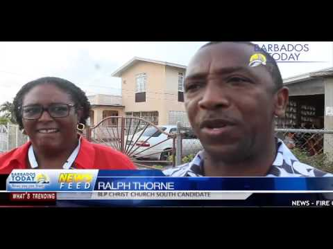 BARBADOS TODAY MORNING UPDATE - October 12, 2015