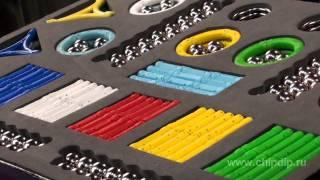 видео конструктор детский магнитный