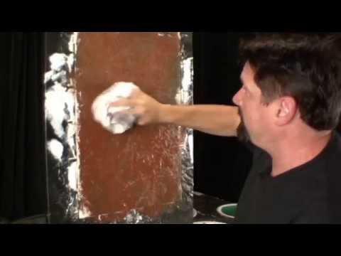 Faux Painting Techniques For Walls Brick Technique Youtube