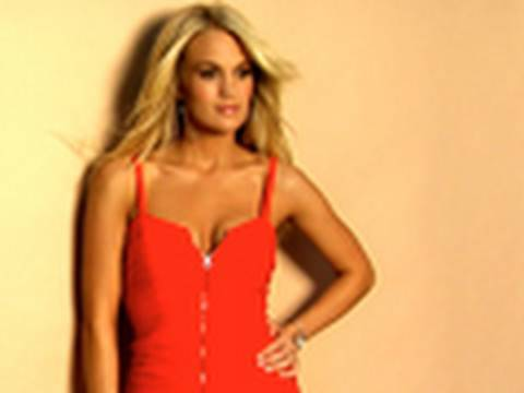 Carrie Underwood's Cosmo Cover Shoot - YouTube