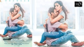 Saaho Movie || Romantic Poster || Prabhas || Shraddha Kapoor || Jackie Shroff || Saahi Movie Songs