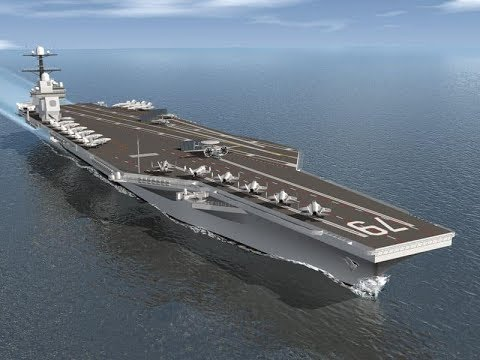 Bringing John F. Kennedy (CVN 79) to Life