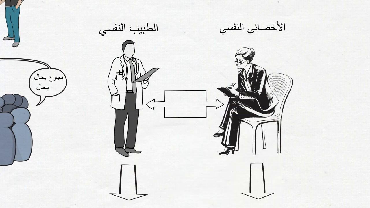 هادا هو الفرق بين الاخصائي النفسي و الطبيب النفسي- علم النفس بالدارجة
