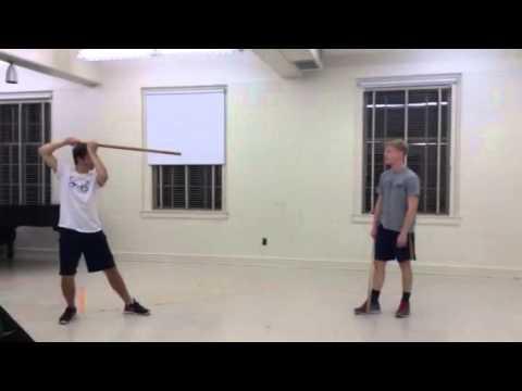 Macbeth/Young Siward fight 9/26