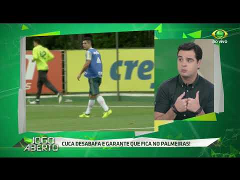 Chico Garcia: Cuca Vai Melhorar O Time Do Palmeiras