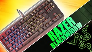 Razer Blackwidow Tournament Edition Chroma V2 Keyboard Review