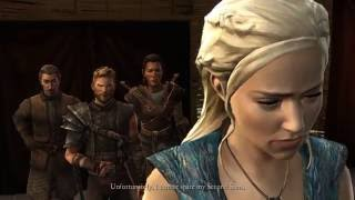Game of Thrones (Telltale PC) Episode 5 - Asher and Daenerys Alliance [Walkthrough Part 28]