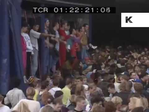 1989 Outdoor Rave, Black Box Ride On Time