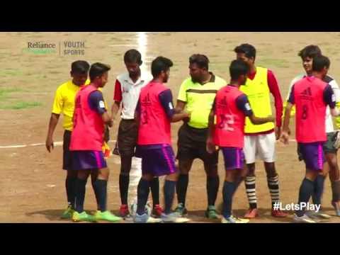 RFYS: Pune College Boys - Pimpri Chinchwad Clg vs Pune Vidhyarthi Griha
