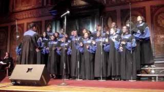 "Howard Gospel Choir - ""Total Praise"