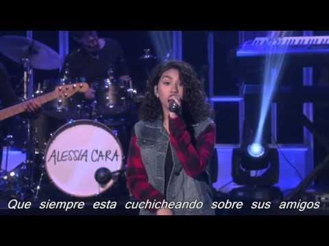 Here- Alessia Cara subtitulado al español (Ellen Show HD)