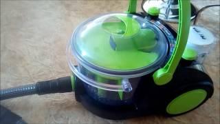 видео Купить пылесос с водным фильтром Karcher и аквафильтром в Киеве