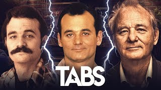 Clic droit sur BILL MURRAY - TABS