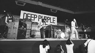 Deep Purple - Smoke On The Water Live Video (17/08/1972 Budokan Tokyo Japan)