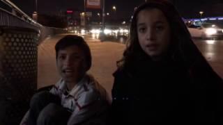 Sokakta Kalan Suriyeli Çocuklar Yürekleri Burktu
