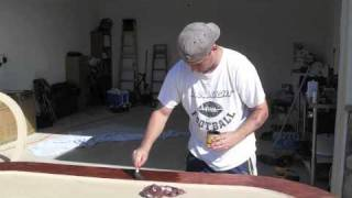 Garrett's Poker Table Build