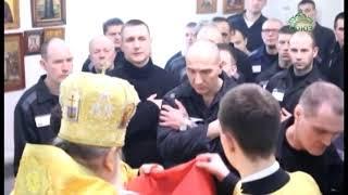 Виталий Родионов по прозвищу Чак отстоял богослужение архиепископа Зосимы