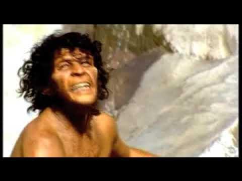 Cavemen river hunt