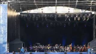 Sting and Saint Petersburg Radio and TV Symphony Orchestra