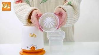Hướng dẫn sử dụng 4 chức năng máy hâm sữa FB3002SL | FATZBABY