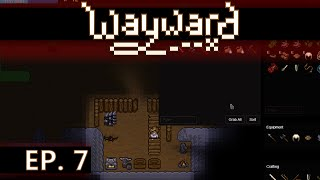 ★ Wayward gameplay - Ep 7 - Farming and flooring - early access / Steam (let
