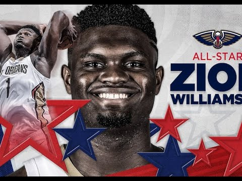 Zion Williamson selected to 2021 NBA All-Star Game