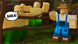 FARMER JOE RETURNS *FUNNY MOMENTS* CARRYING IN DUNGEON QUEST ROBLOX