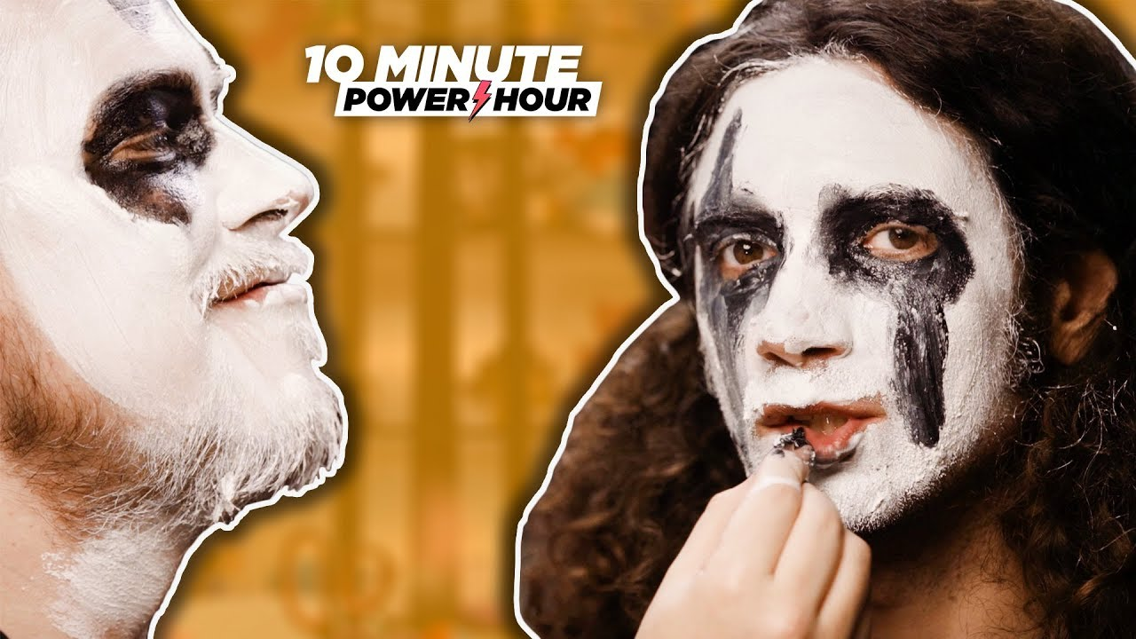10 Minute Power Hour - Black Metal Beauty Makeover