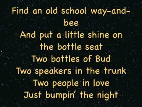 Florida Georgia Line ~ Bumpin' The Night (Lyrics)