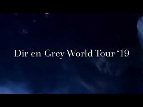 Dir en Grey North America Tour 2019