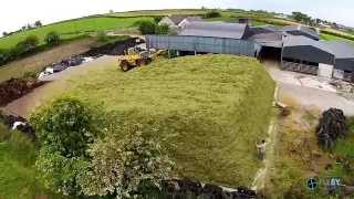 What makes a great Silage loader Driver