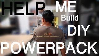 HELP ME BUILD THE BIGGEST DIY POWERWALL YET