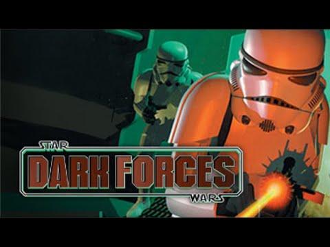 Star Wars: Dark Forces Gameplay  