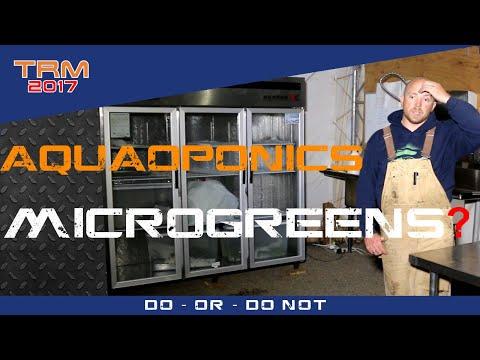 MICROGREEN REGULATIONS - Regulator visit #1