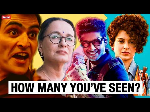 20 Best Bollywood Movies of 2019 That Everyone Missed   Underrated