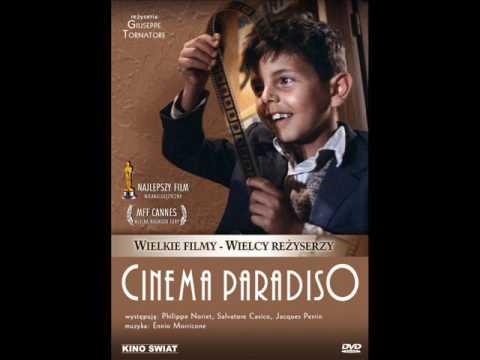 Nuovo Cinema Paradiso - Love Theme (piano solo)