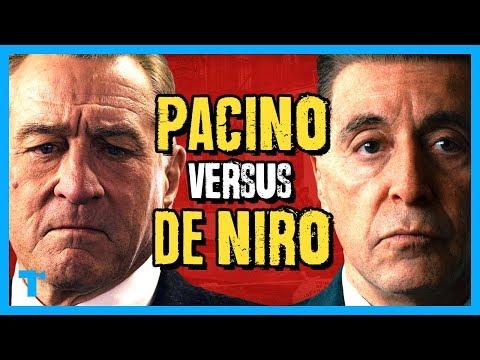 The Irishman: Pacino and De Niro Are Bet