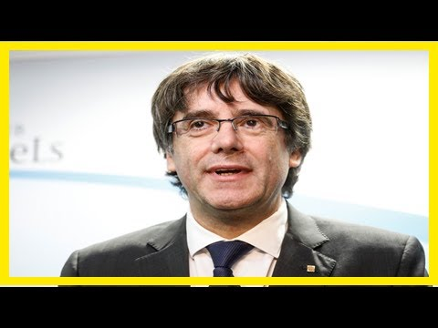 Breaking News | Catalan leader freed in brussels as court mulls spain demand