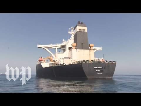 Gibraltar rejects U.S. attempt to seize Iranian oil tanker