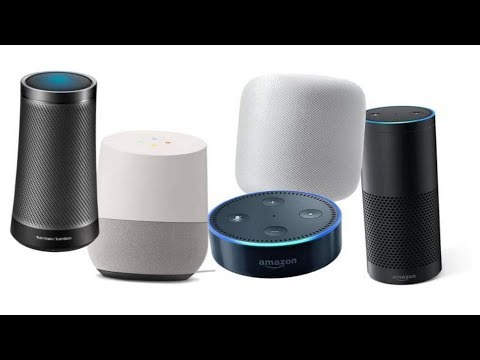 Top 10 Smart Home Speaker Of 2019!!
