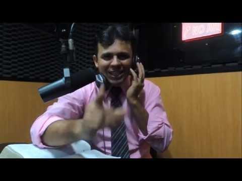 Pr. Marcos Aurélio -