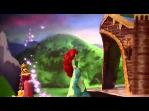 LEMUR.TOYS: Настольные игры от Хасбро - Принцессы Диснея