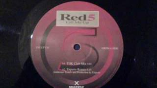 Red 5 - Lift Me Up (THK Club Mix)