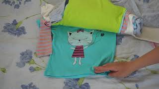 Заказ детской одежды с сайта Happywear