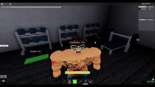 How to get buff on Da hood (Roblox)
